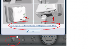 Neues dlan-Gerät per Devolo Cockpit hinzufügen